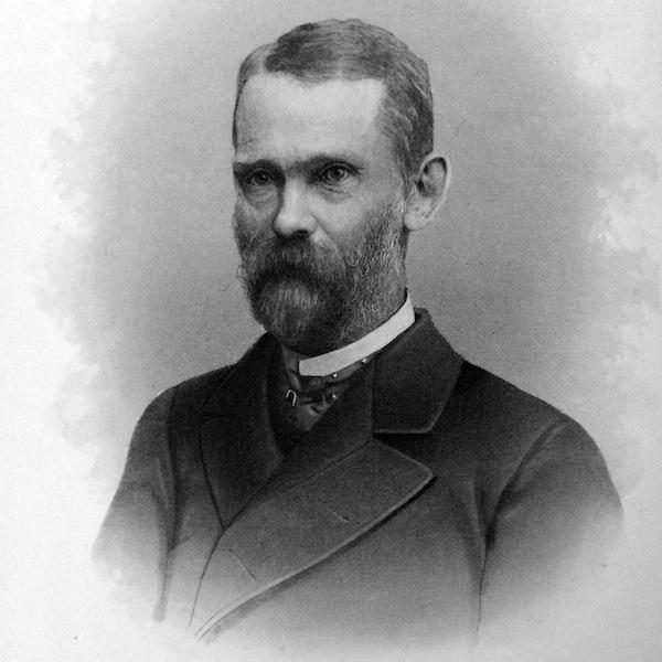 1883-1884 Abel W. Daugherty