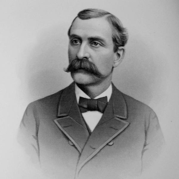 1889-1890 Cyrus W. Eaton