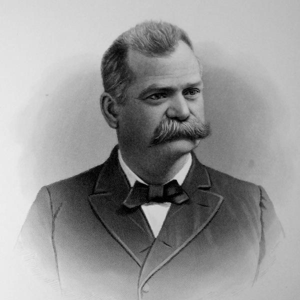 1890-1891 James A. Guest