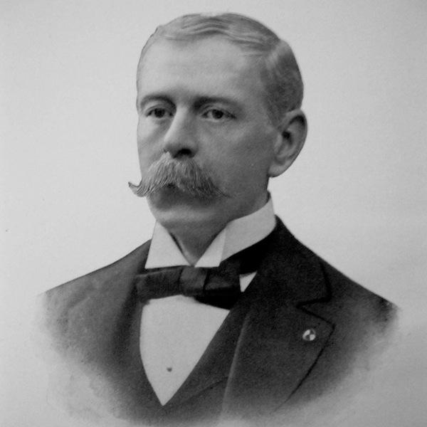 1898-1899 George W. Bever