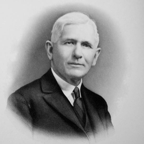 1924-1925 George Sinclair