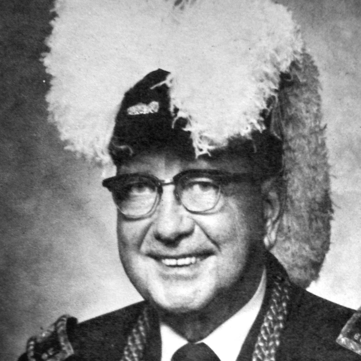 1973-1974 Wiliam Milne Tullock