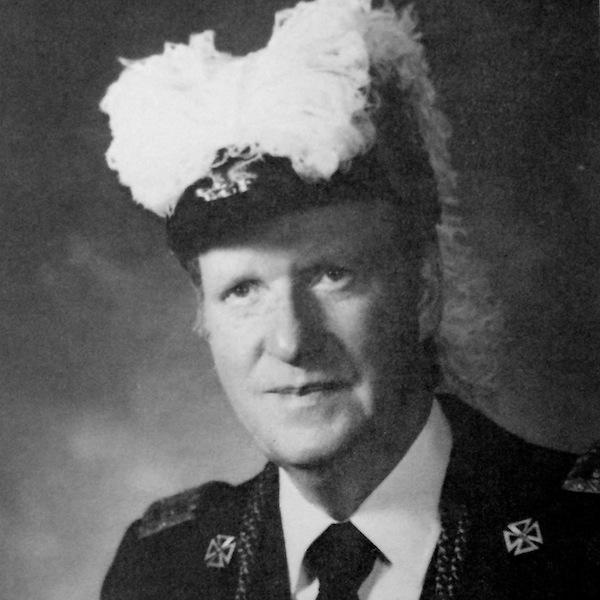 1982-1983 Delbert R. Humeston