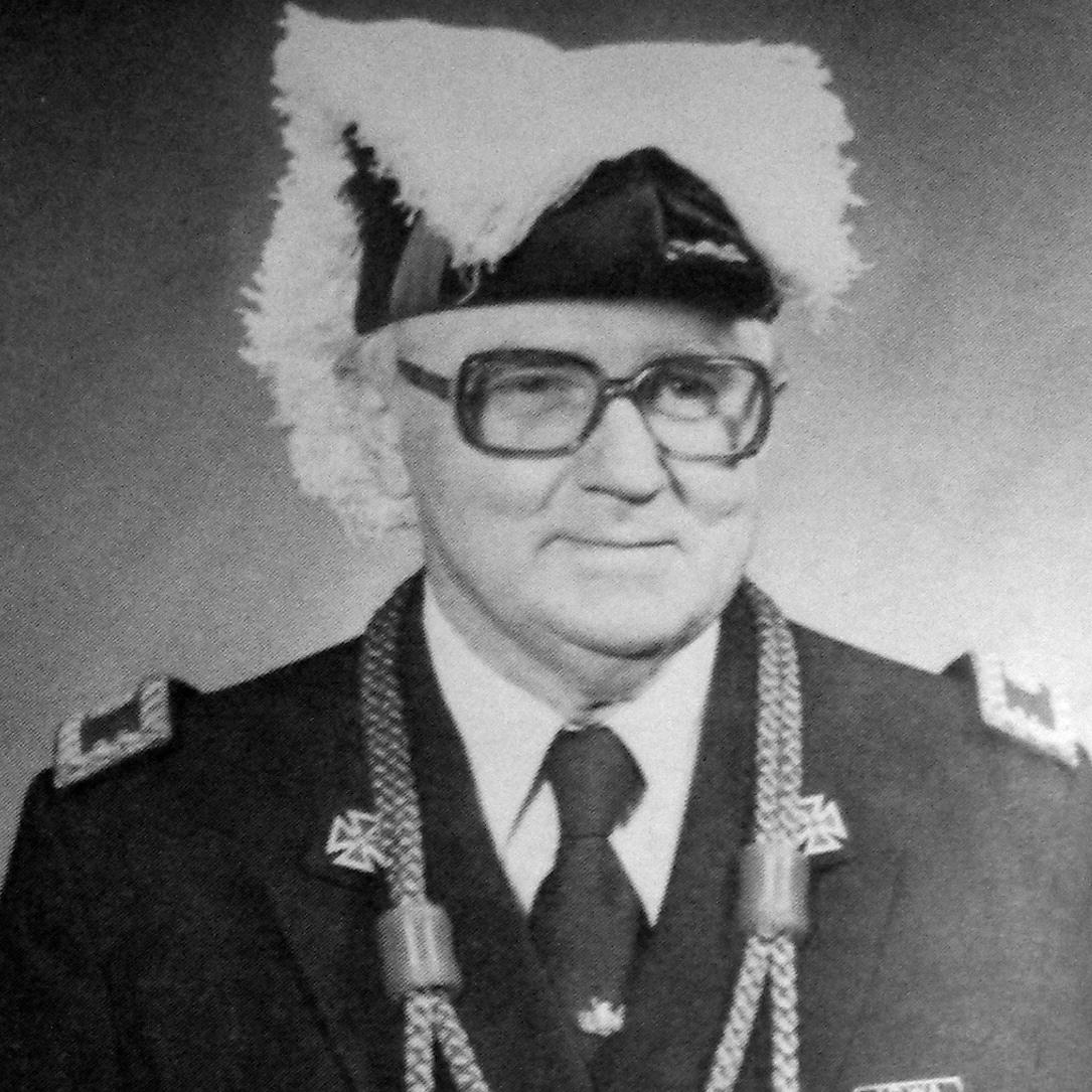 1984-1985 George S. Clapsaddle
