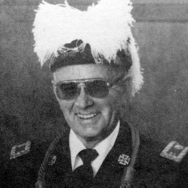 1986-1987 Glenn C. Richards