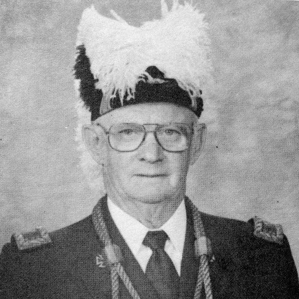 1994-1995 William P. Dusenbery