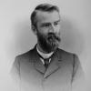 1886-1887 Almon R. Dewey